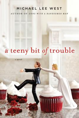 A Teeny Bit of Trouble Cover