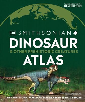 Dinosaur Atlas Cover Image