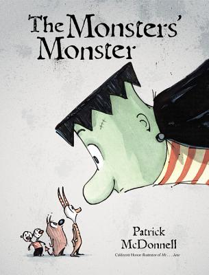 The Monsters' Monster Cover