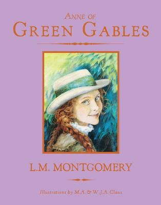 Anne of Green Gables (Knickerbocker Children's Classics) Cover Image