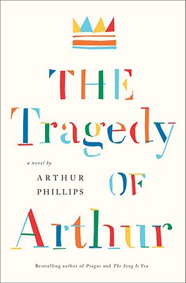 The Tragedy of Arthur Cover
