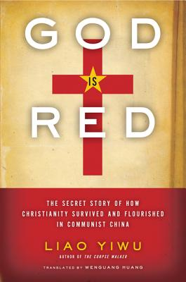 God Is Red Cover