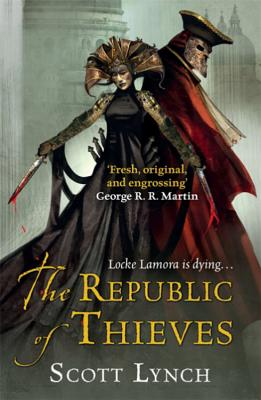 Cover for Republic of Thieves