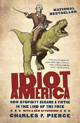 Idiot America Cover