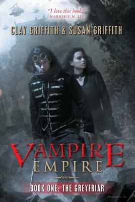 The Greyfriar (Vampire Empire #1) Cover Image