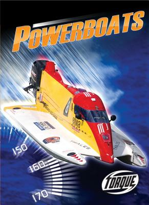 Powerboats (World's Fastest) Cover Image