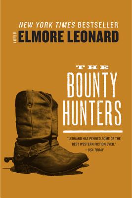 The Bounty Hunters Cover Image