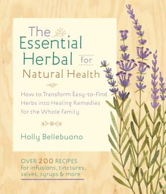 The Essential Herbal for Natural Health Cover