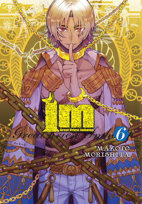 Im: Great Priest Imhotep, Vol. 6 Cover Image