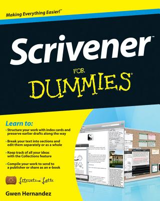 Scrivener for Dummies Cover Image