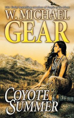 Coyote Summer (Man From Boston #2) Cover Image