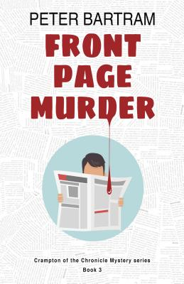 Cover for Front Page Murder