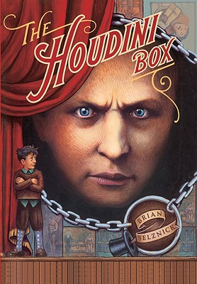 Cover for The Houdini Box