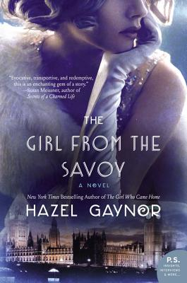 Cover for The Girl from The Savoy