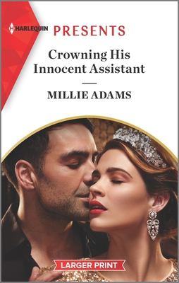Crowning His Innocent Assistant (Kings of California #3) Cover Image