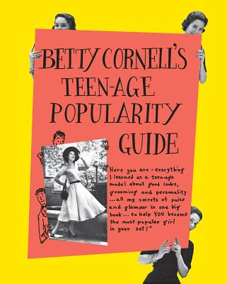 Betty Cornell's Teen-Age Popularity Guide Cover Image
