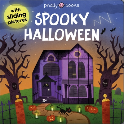Sliding Pictures: Spooky Halloween Cover Image