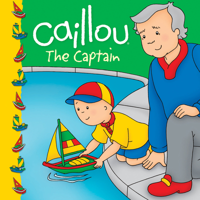 Caillou the Captain Cover