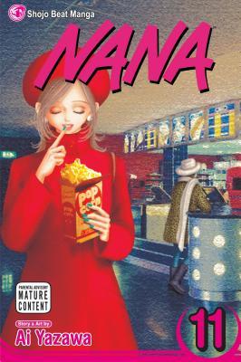 Nana, Vol. 11 Cover Image
