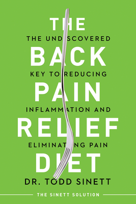 Cover for The Back Pain Relief Diet