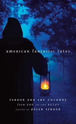 American Fantastic Tales Cover