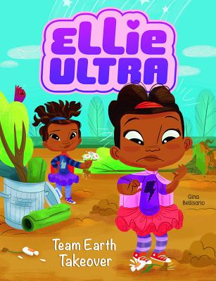Team Earth Takeover Cover