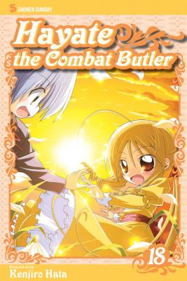 Cover for Hayate the Combat Butler, Vol. 18