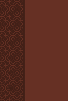 The Passion Translation New Testament (2020 Edition) Large Print Brown: With Psalms, Proverbs and Song of Songs Cover Image