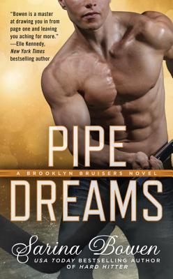 Pipe Dreams (A Brooklyn Bruisers Novel #3) Cover Image