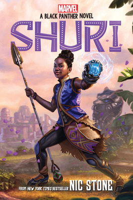 Shuri: A Black Panther Novel (Marvel) Cover Image