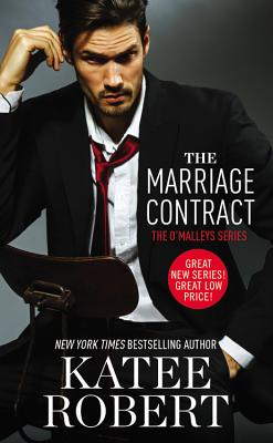 Cover for The Marriage Contract (The O'Malleys #1)