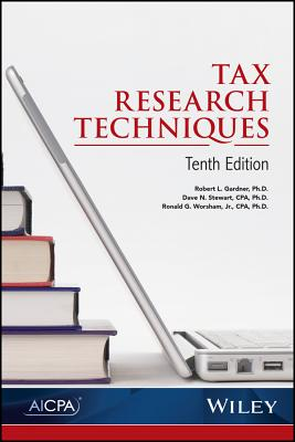 Tax Research Techniques Cover Image