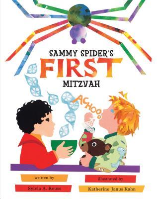 Sammy Spider's First Mitzvah Cover Image
