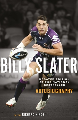 Billy Slater Autobiography Cover Image