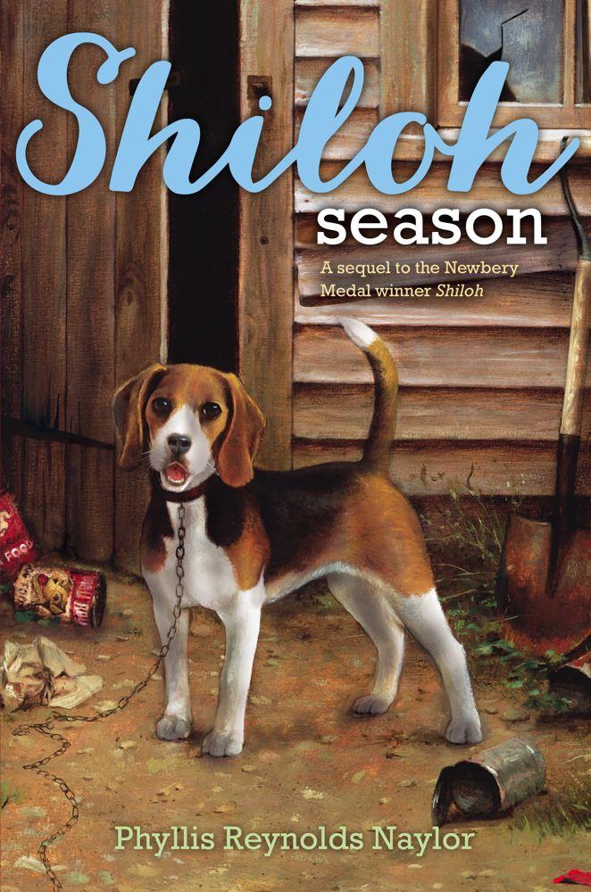 Shiloh Season (The Shiloh Quartet) Cover Image
