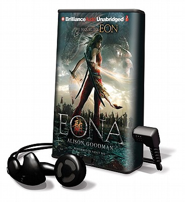 Eona [With Earbuds] (Playaway Children) Cover Image