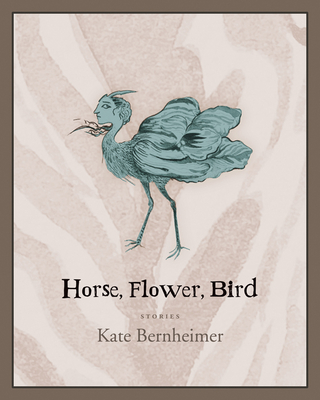 Cover for Horse, Flower, Bird