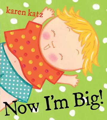 Now I'm Big! Cover