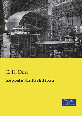 Zeppelin-Luftschiffbau Cover Image