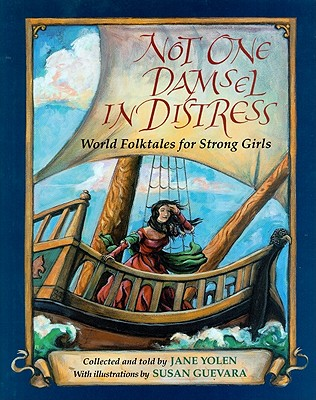Not One Damsel in Distress Cover