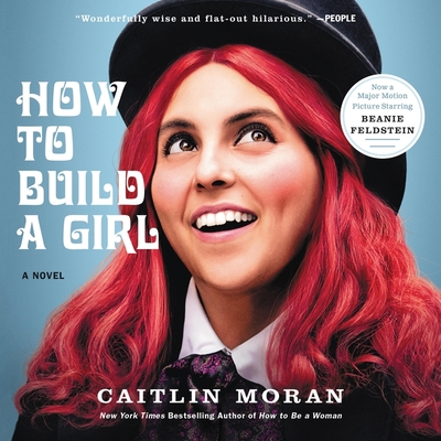 How to Build a Girl Cover Image