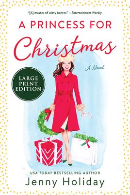 A Princess for Christmas: A Novel Cover Image