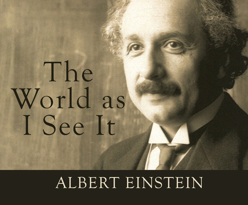 The World as I See It Cover Image