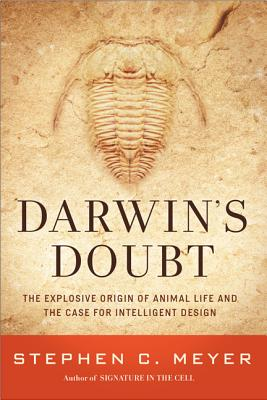 Darwin's Doubt Cover