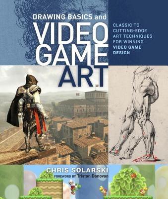 Drawing Basics and Video Game Art Cover