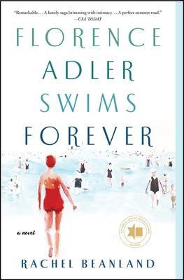 Florence Adler Swims Forever: A Novel Cover Image