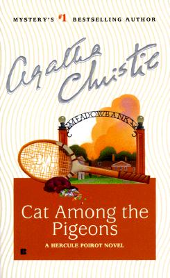 Cat among the Pigeons: A Hercule Poirot Novel Cover Image