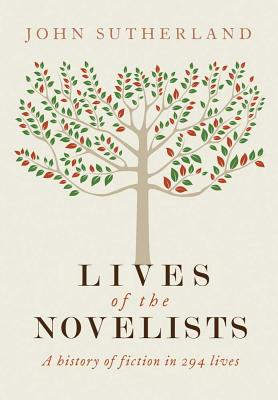 Cover for Lives of the Novelists