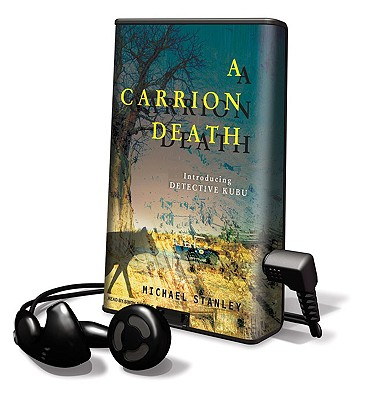 A Carrion Death: Introducing Detective Kubu [With Earphones] (Playaway Adult Fiction) Cover Image