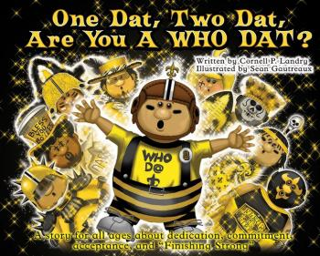 One Dat, Two Dat, Are You A Who Dat? Cover Image